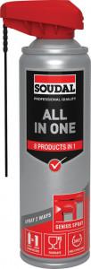 Soudal All In One - multifunkciós spray,300ml termék fő termékképe