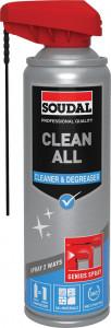 Soudal Clean All - tisztító spray,300ml termék fő termékképe
