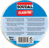 Soudal Glass-Tic tömítőszalag,5m x 8cm