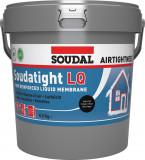 Soudal Soudatight LQ légtömör és párazáró folyékony membrán,4.5 kg,fekete