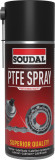 Soudal Teflon spray, 400 ml
