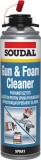 Soudal Gun & Foam PU pisztoly tisztító spray,500ml