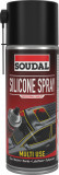 Soudal Szilikon spray, 400 ml