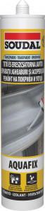Soudal Aquafix tető- és ereszcsatorna javító tömítő, 280ml termék fő termékképe