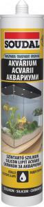Soudal Akvárium szilikon, 280 ml, transzparens termék fő termékképe