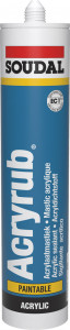 Soudal Acryrub akril tömítő, 310ml termék fő termékképe