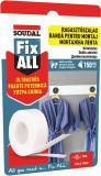 Soudal Fix ALL® ultraerős ragasztószalag, 19 mm x 1.5 m
