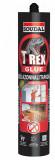 T-REX szerelőragasztó 380 g, fehér