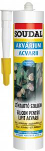 Soudal Akvárium szilikon, 280 ml termék fő termékképe