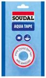 Soudal Aqua Tape teflonszalag, 12mm x 12m x 0.1mm