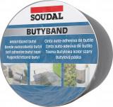 Soudal Butyband öntapadó tömítőszalag, 10 cm x 10 m