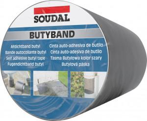 Soudal Butyband öntapadó tömítőszalag, 22.5 cm x 10 m termék fő termékképe