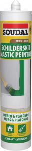 Soudal Festhető akril tömítő,290ml, tikfa termék fő termékképe