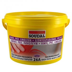 Soudal 26A padlóburkolat ragasztó, 1 kg termék fő termékképe