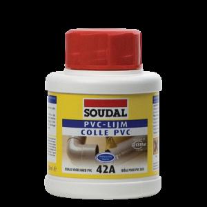 Soudal 42A PVC ragasztó, 250 ml termék fő termékképe