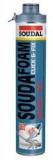 Soudafoam Maxi pisztolyhab, click (-10°C) 870 ml