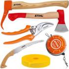 Stihl szerszámok és erdészeti eszközök