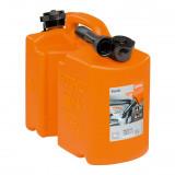 Kombinált kanna, narancssárga, Standard, 5 + 3 literes