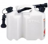 Kombinált kanna, átlátszó, Standard, 5 + 3 literes