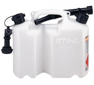 Kombinált kanna, átlátszó, Standard, 5 + 3 literes termék fő termékképe