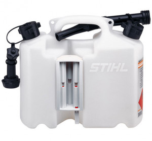 Kombinált kanna, átlátszó, Profi, 5 + 3 literes termék fő termékképe