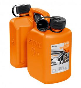Kombinált kanna, narancssárga, 3 + 1.5 literes termék fő termékképe
