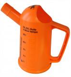 Mérőedény 25 liter üzemanyag-keverék elkészítéséhez
