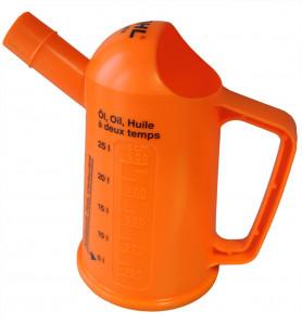 Mérőedény 25 liter üzemanyag-keverék elkészítéséhez termék fő termékképe