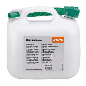 Benzinkanna, átlátszó, 20 literes termék fő termékképe