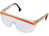 Astrospec védőszemüveg átlátszó lencsékkel