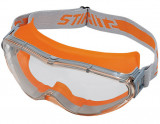 Ultrasonic védőszemüveg átlátszó lencsékkel