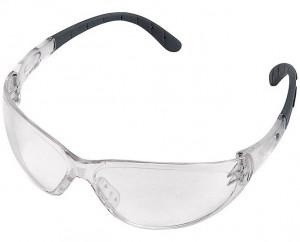 CONTRAST védőszemüveg átlátszó lencsékkel termék fő termékképe
