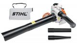Stihl SH 86 benzinmotoros lombszívó szecskavágó