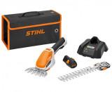 Stihl HSA 26 akkumulátoros fű- és sövénynyíró szett (1 x 28 Wh Li-ion akkuval)
