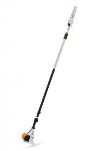 Stihl HT 103 benzinmotoros magassági ágvágó 4-MIX motorral, teleszkópos védőcsővel termék fő termékképe