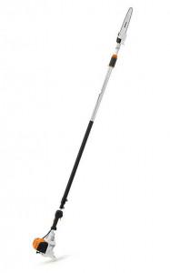 HT 133 benzines magassági ágnyeső 4-MIX motorral, teleszkópos védőcsővel termék fő termékképe