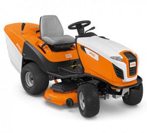 Stihl RT 6112 ZL benzinmotoros fűnyíró traktor termék fő termékképe