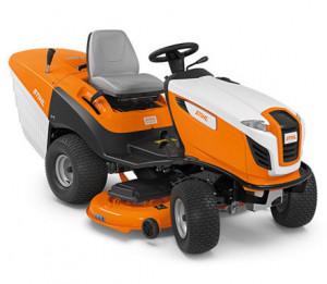 Stihl RT 6127 ZL benzinmotoros fűnyíró traktor termék fő termékképe