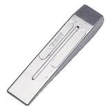 Alumínium döntőék, 12x4 cm, 190 g
