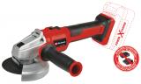 EINHELL AXXIO 18/125 Q szénkefe nélküli akkus sarokcsiszoló (akku és töltő nélkül)