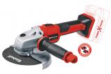 EINHELL TE-AG 18/150 Li BL - Solo szénkefe nélküli akkus sarokcsiszoló (akku és töltő nélkül)