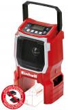 EINHELL TE-CR 18 Li - Solo akkus rádió (akku és töltő nélkül)