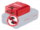 EINHELL TE-CP 18 Li USB - Solo akku adapter