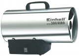 EINHELL HGG 300 Niro gázos hőlégfúvó