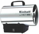 EINHELL HGG 110/1 Niro gázos hőlégfúvó
