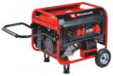 EINHELL TC-PG 55/E5 benzinmotoros áramfejlesztő