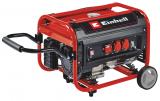 EINHELL TC-PG 35/E5 benzinmotoros áramfejlesztő