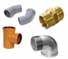 Víz-Gáz csőrendszerek - idomok - szerelvények