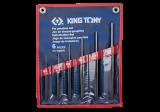 King Tony 6 részes csapkiütő készlet (2-8 mm)