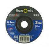 FLEXMANN Speedoflex Tisztító korong 125*6,4 mm